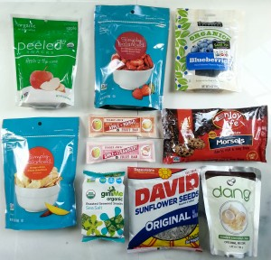 Grab and Go Healthy Snack Giveaway!