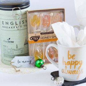 Holiday Gift Ideas for those with Food Allergies or Sensitivities