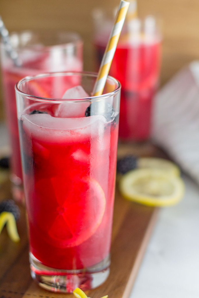 Sweet, tart and tangy, this beautiful drink is refreshing and a great way to keep cool. Add club soda or vodka for another twisted idea. - OCD Kitchen
